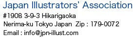 Japan Illustrators' Association address